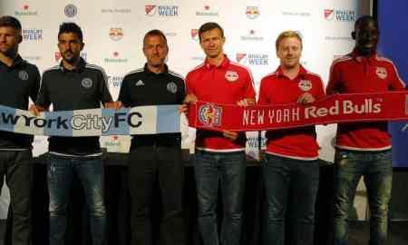New York City v New York Red Bulls - MLS Betting preview