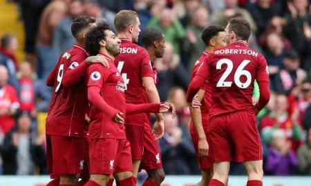 Liverpool v Newcastle - Premier League