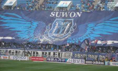 Suwon Bluewings v Jeonbuk Hyundai Motors - K1 League