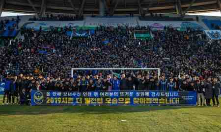 Incheon United v Jeju United - K League
