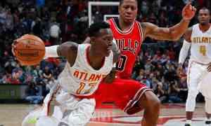 Atlanta Hawks v Washington Wizards - NBA