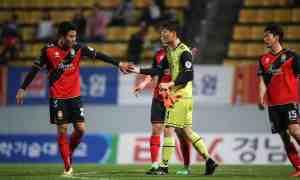 FC Seoul v Gyeongnam FC - K League 1
