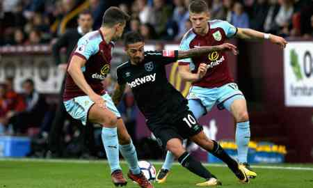 Burnley v West Ham - Premier League