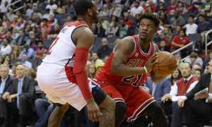 Washington Wizards v Chicago Bulls - NBA