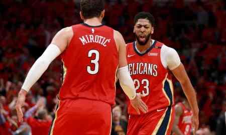 Detroit Pistons v New Orleans Pelicans - NBA