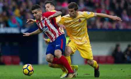 Girona v Atletico Madrid - LaLiga