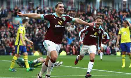 Burnley v Everton - Premier League