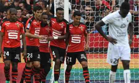 Guingamp v Rennes - Ligue 1
