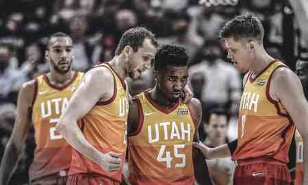 Utah Jazz vs Golden State Warriors - NBA