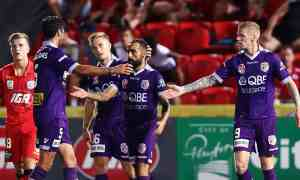 Adelaide United v Perth Glory - A-League