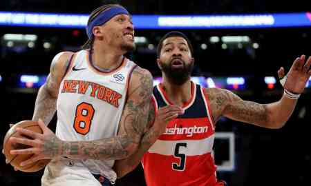 Phoenix Suns v New York Knicks - NBA