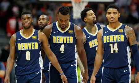Denver Nuggets v Oklahoma City Thunder - NBA