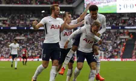 Tottenham v Bournemouth - Premier League