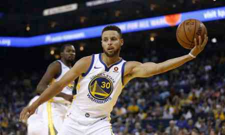 Golden State Warriors v Denver Nuggets - NBA