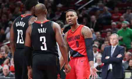 Portland Trail Blazers v Oklahoma City Thunder - NBA