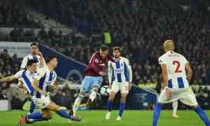 West Ham v Brighton - Premier League