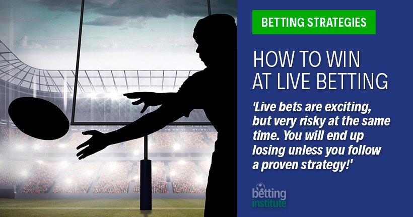 How To Win At Live Betting
