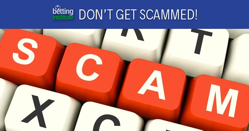 Don't get scammed fixed matches sports betting