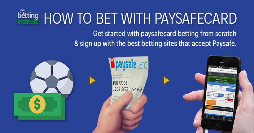 Paysafecard Betting Sites How To Bet With Paysafecard