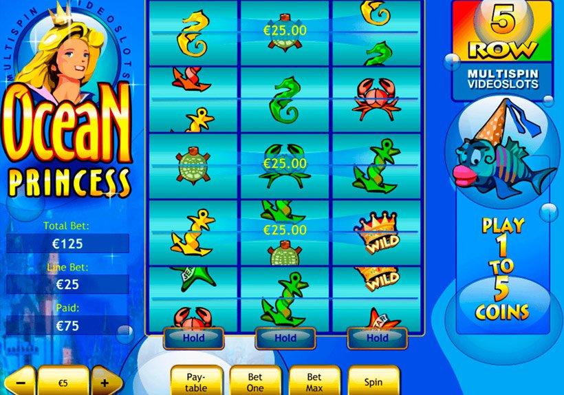 Ocean Princess Slot