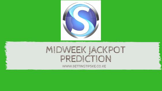 Midweek jackpot predictions