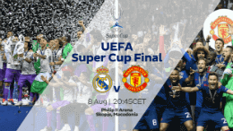Manchester Uefa Super Cup