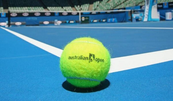 au open tennis event