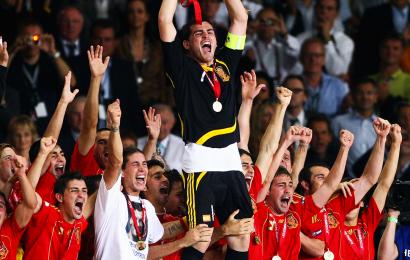 OFFICIAL: Iker Casillas announces retirement