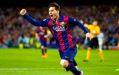 Messi signals intention to leave Barcelona