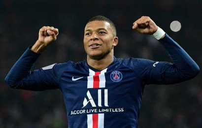 Mbappe could be fit to play against Atalanta