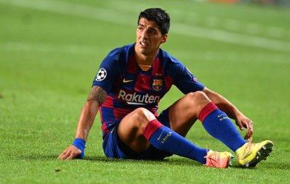 Luis Suarez for sale?