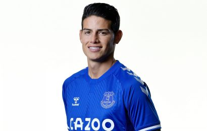 OFFICIAL: Rodriguez joins Everton