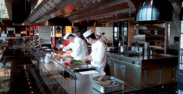 Con sede a Zoppola (PN), Marrone è specializzata nella progettazione e realizzazione di cucine ad alta tecnologia per ristorazione.