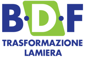 Logo aziendale BDF Carpenteria