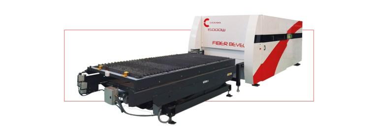 FIBER BEVEL macchina taglio laser 2d inclinato in vendita da Betto Macchine srl