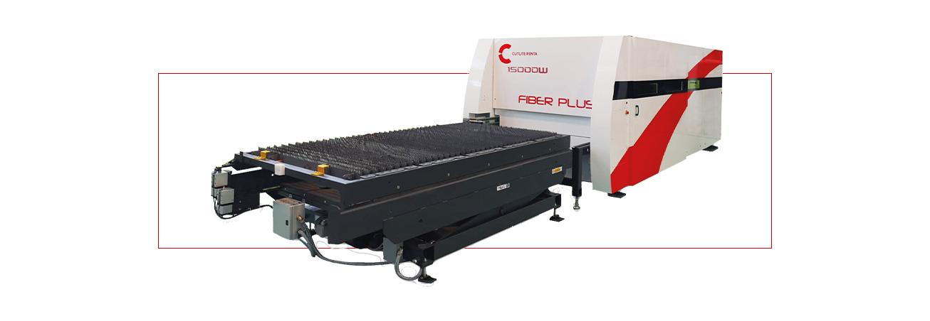 FIBER PLUS taglio laser 2d in vendita da BettoMacchine srl