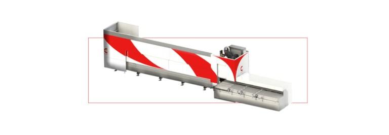 Fiber Tube taglio laser per tubi in vendita da Betto Macchine srl
