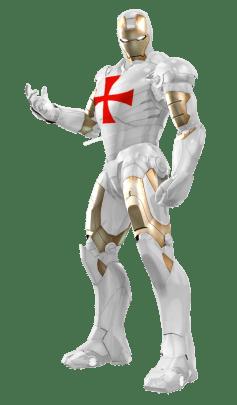 Prototipo di Templar Suite
