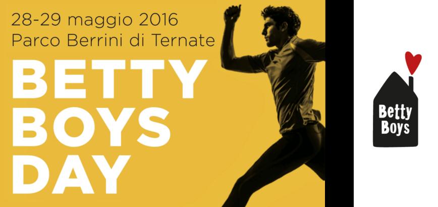 Betty Boys Day 2016