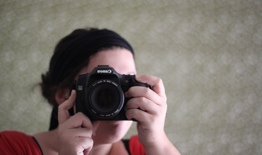 Me with my new 50D