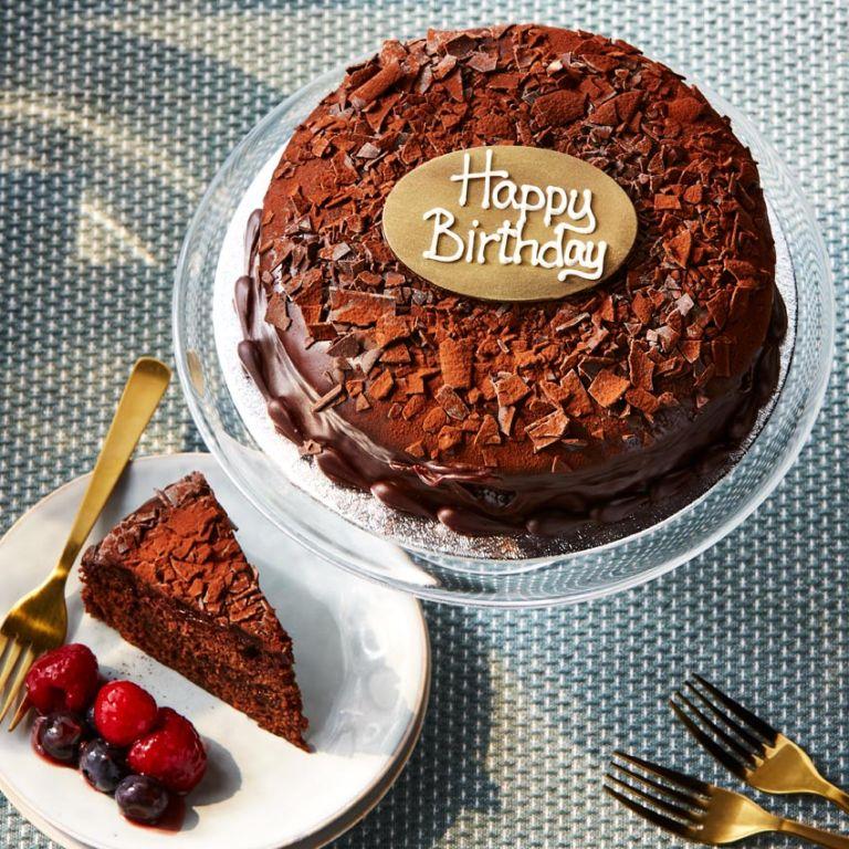 Happy Birthday Chocolate Cake Bettys