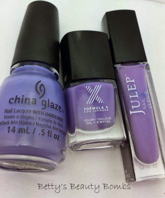 China Glaze Sephora Julep