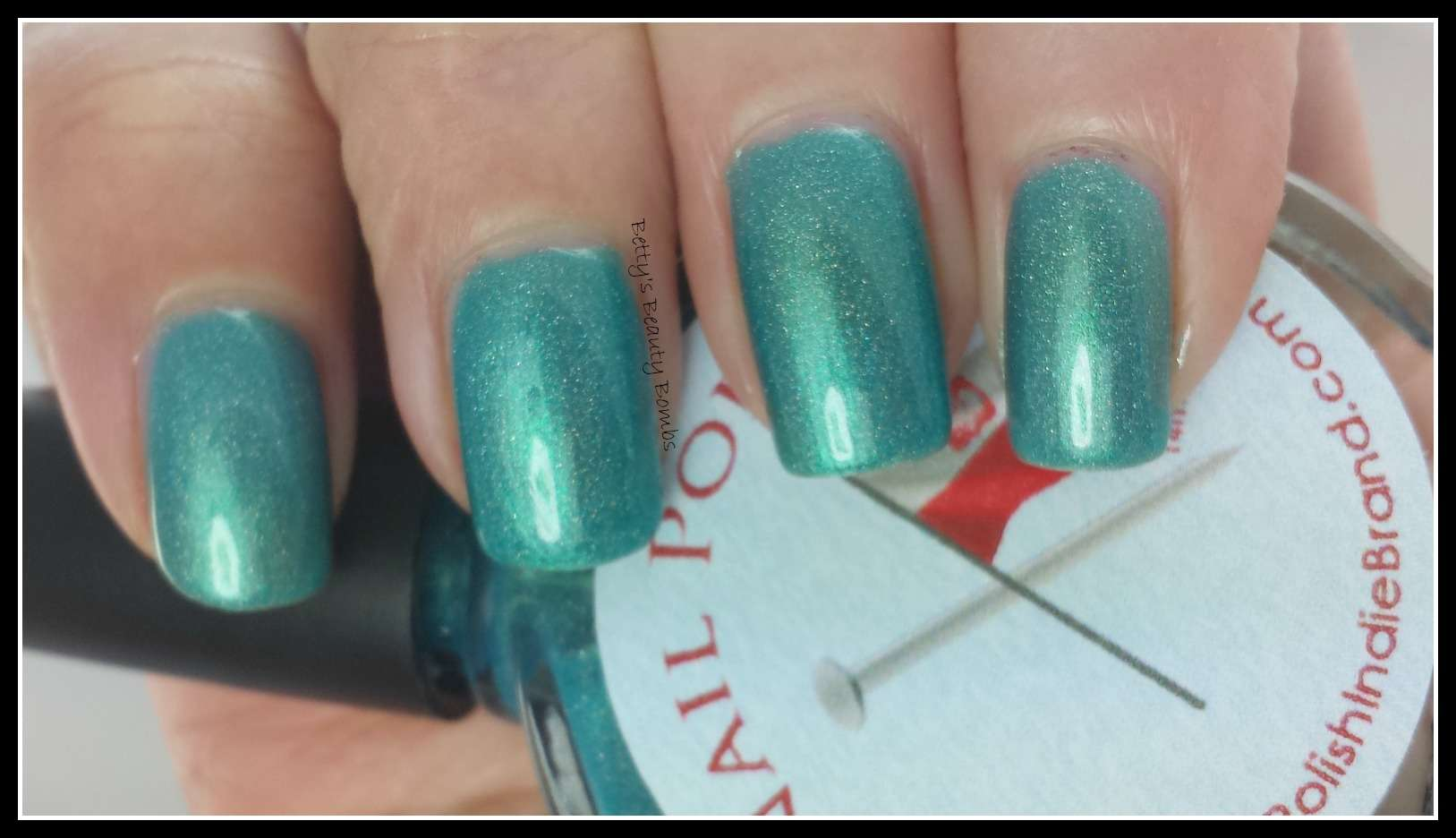 Nail Polish Indie Brand Buffy the Vampire Slayer Collection - Lazy Betty