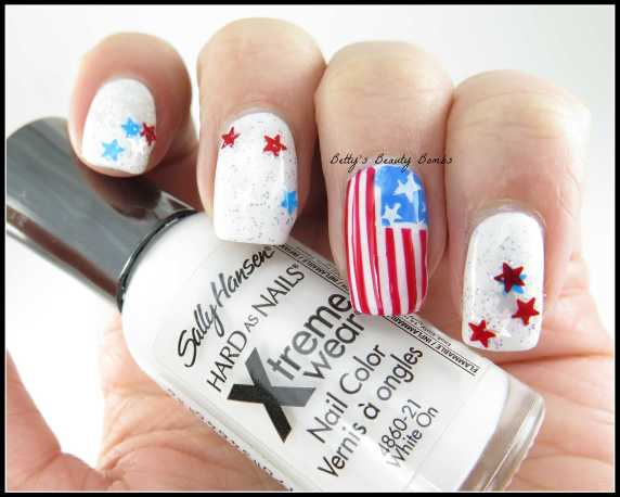 4th-of-July-Nails