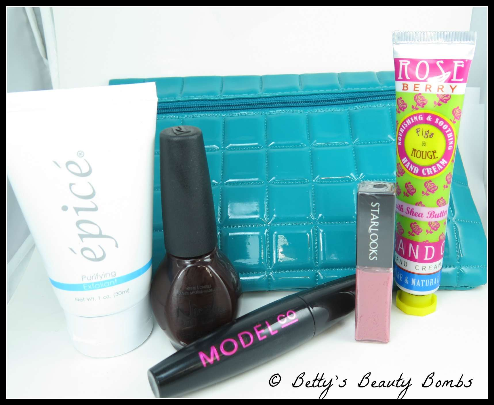 Ipsy Glam Bag October 2014 - Lazy Betty