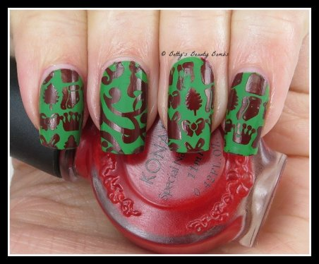 christmas-stamping-plate