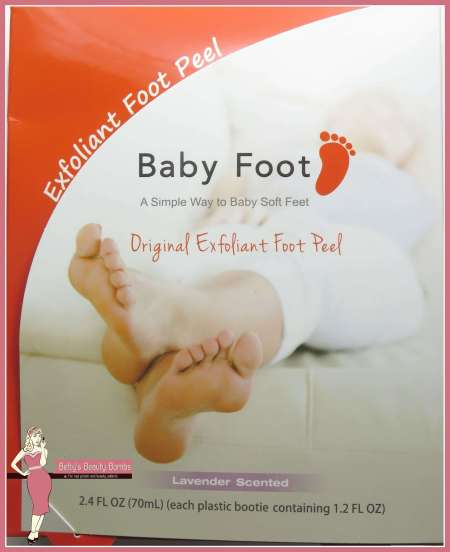Baby Foot Peel Original