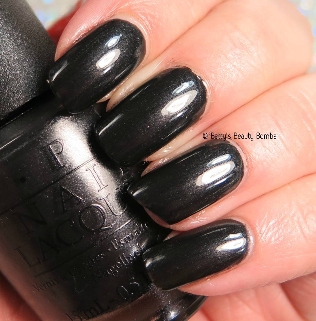 OPI Breakfast at Tiffany\'s Collection - Lazy Betty