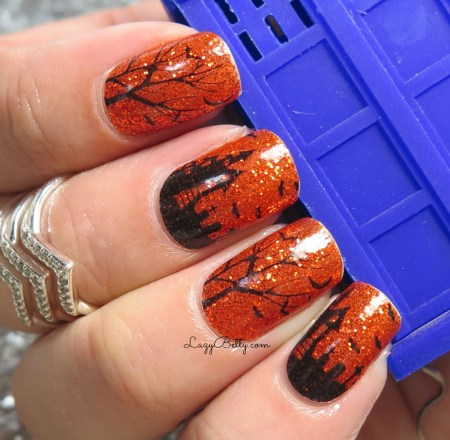 color-street-nail-wraps-haunted-mansion
