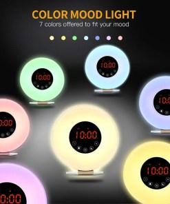 Sunrise Simulation Alarm Clock